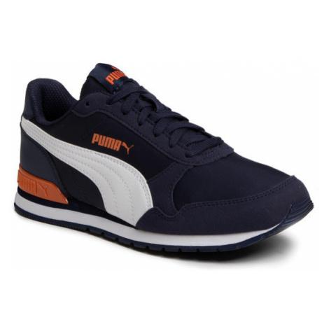 Puma Sneakersy St Runner V2 Nl Jr 365293 15 Granatowy