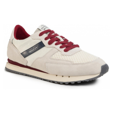 Gant Sneakersy Grancliff 20637527 Beżowy