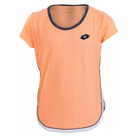 Lotto SHELA III TEE G - Koszulka sportowa dziewczęca