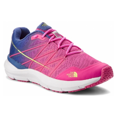 Buty THE NORTH FACE - Ultra Cardiac II T92VUW3TR Soldalite Blue/Glo Pink