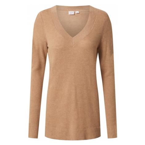 GAP Sweter 'BELLA' jasnobrązowy