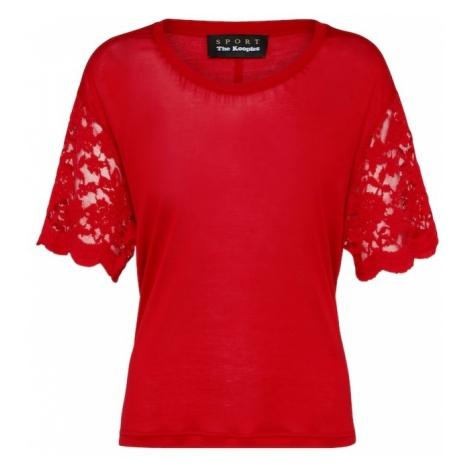 THE KOOPLES SPORT Koszulka czerwony