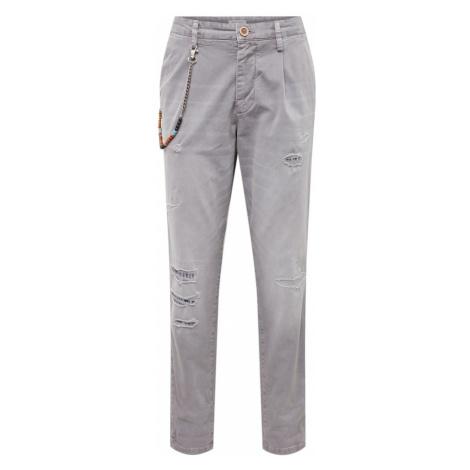 JACK & JONES Spodnie jasnoszary