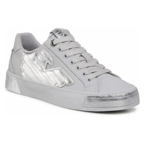 Sneakersy EA7 EMPORIO ARMANI - X8X037 XK174 N066 Vapor Blue/Silver
