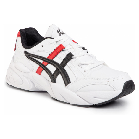 Sneakersy ASICS - Gel-Bnd 1021A217 White/Classic Red