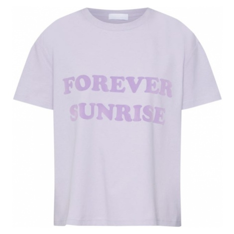 2ND DAY Koszulka '2ND Sunrise' liliowy