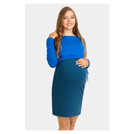 Sukienka ciążowa i do karmienia Beti
