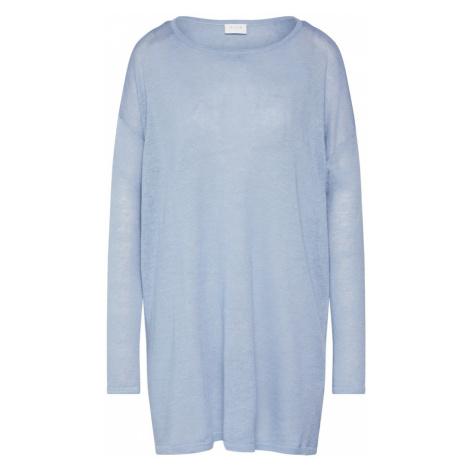 VILA Sweter oversize 'VIFILAK KNIT' jasnoniebieski