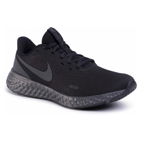 Buty NIKE - Revolution 5 BQ3204 001 Black/Anthracite