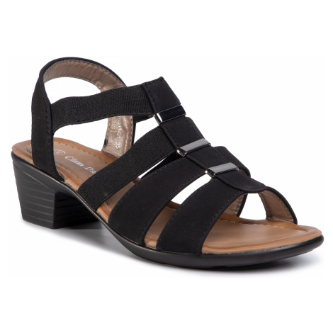 Sandały CLARA BARSON - WS011-01 Black