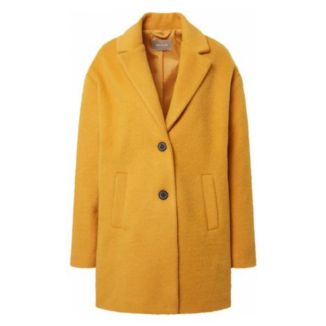 Amber & June Płaszcz przejściowy żółty