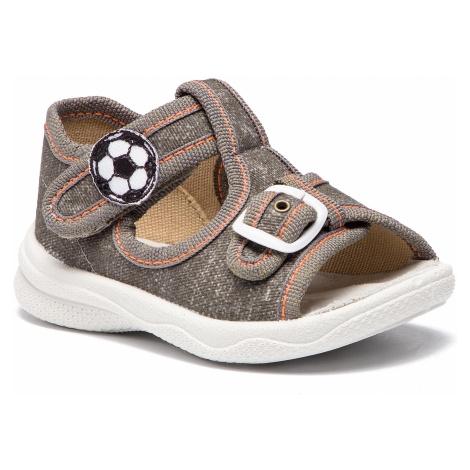 Sandały SUPERFIT - 4-00292-71 M Grun
