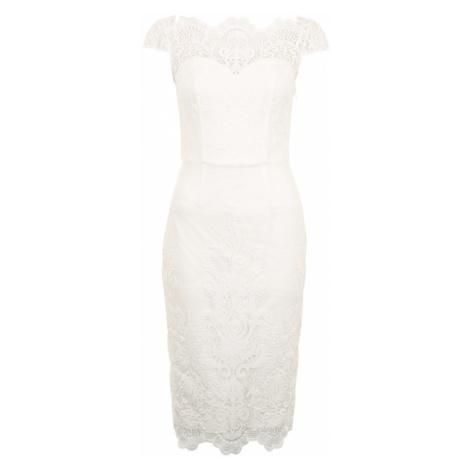 Chi Chi London Sukienka koktajlowa 'Logan' biały
