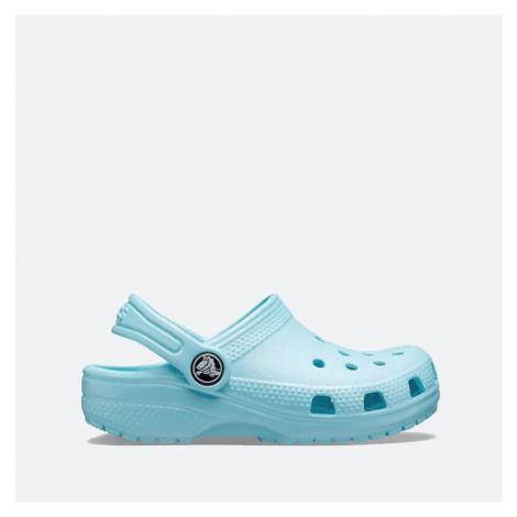 Klapki dziecięce Crocs Classic Clog 204536 ICE BLUE