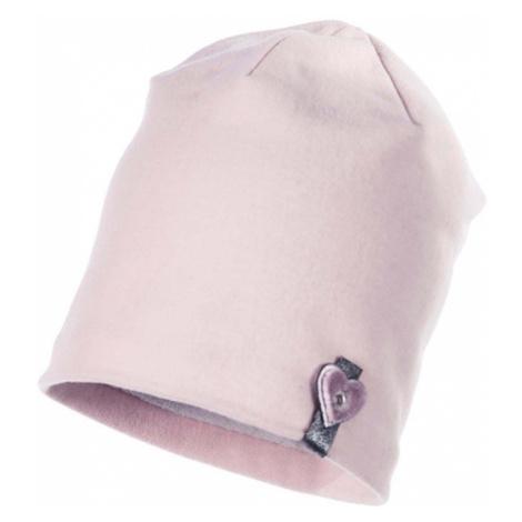 Dziewczęca podszyta czapka Kanna Pink