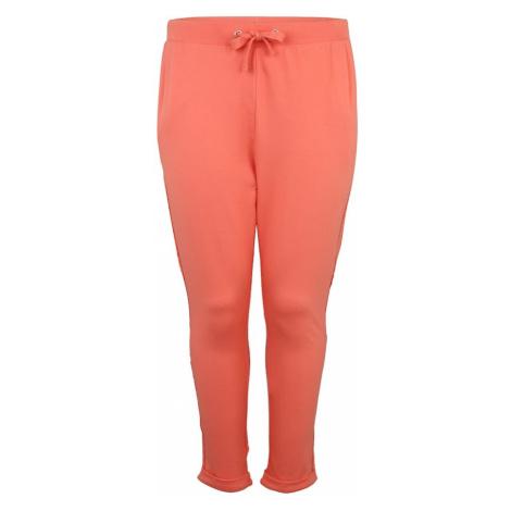 Urban Classics Curvy Spodnie koralowy