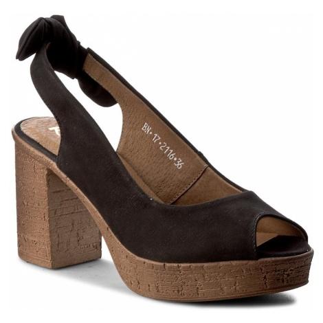 Sandały KARINO - 2116/003-P Czarny