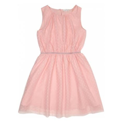 NAME IT Sukienka różowy pudrowy