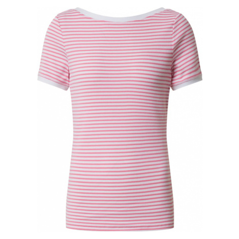 EDC BY ESPRIT Koszulka różowy