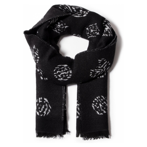 Szal GUESS - Not Coordinated Scarves AW8491 WOL03 BLA