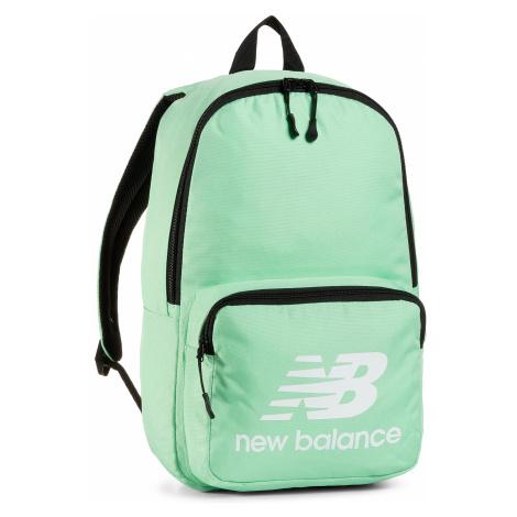 Plecak NEW BALANCE - NTBCBPK8 Zielony