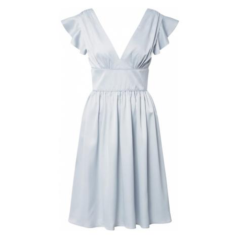 Chi Chi London Sukienka koktajlowa 'Kyomi' jasnoniebieski