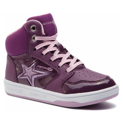 Sneakersy GEOX - J Maltin G. A J8400A 00254 C8224 S Purple/Pink