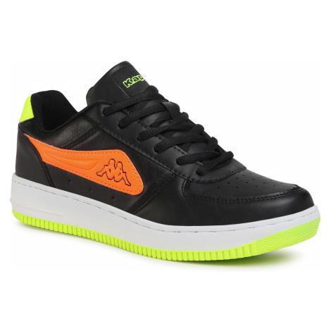 Sneakersy KAPPA - Bash Pc 242783PC Black/Coral 1129