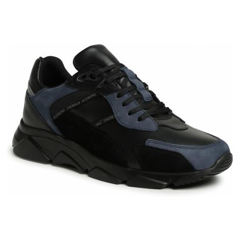 Sneakersy ICEBERG - MIU1366B Urban Blu