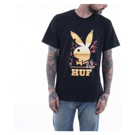 Koszulka męska HUF x Playboy Club Tour S/S Tee TS01465 BLACK