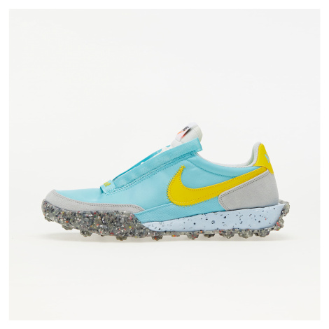 Nike W Waffle Racer Crater Bleached Aqua/ Speed Yellow-Sail