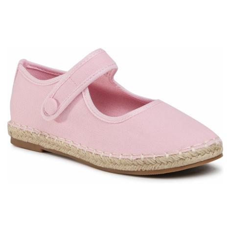 Espadryle NELLI BLU - CSK1576-01 Pink