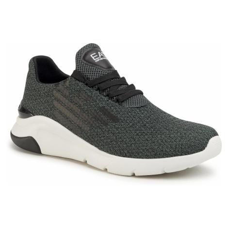 Sneakersy EA7 EMPORIO ARMANI - X8X059 XK140 M542 Bamb00/Black