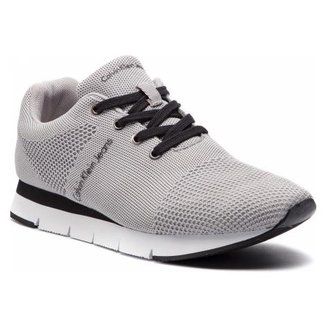Sneakersy CALVIN KLEIN JEANS - Jado SE8607 Silver