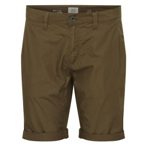 Q/S Designed By Spodnie khaki
