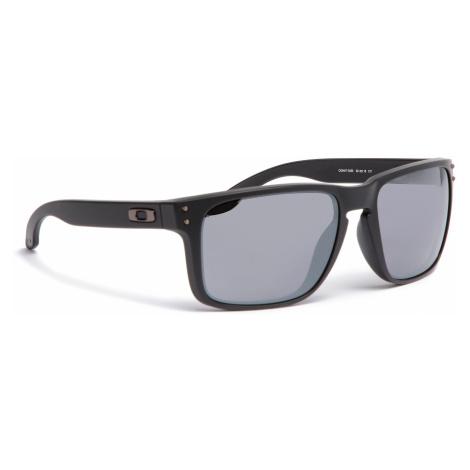 Okulary przeciwsłoneczne OAKLEY - Holbrook Xl OO9417-0559 Mette Black/Prizm Black Polarized