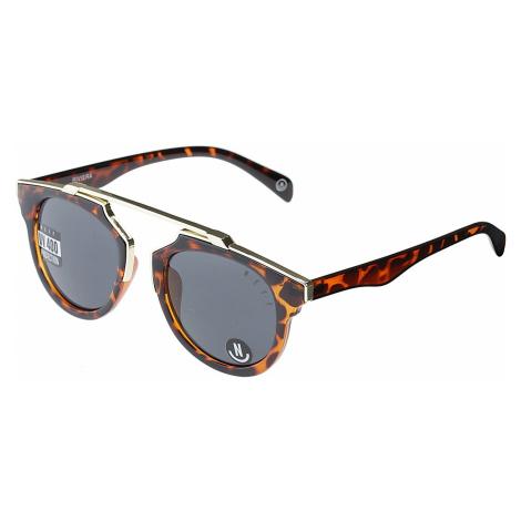 okulary Neff Riviera - Tortoise/Gold