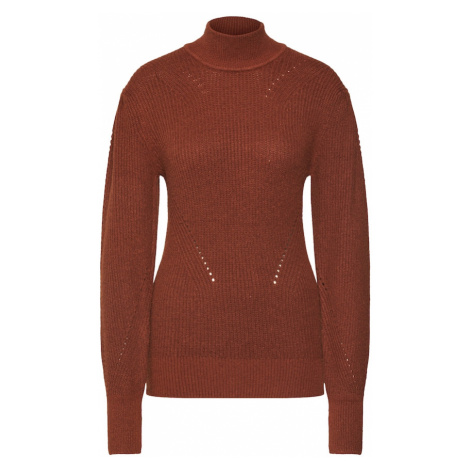OBJECT Sweter 'DAISY' brązowy