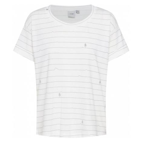 ICHI Koszulka 'KAIA' biały