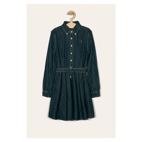 Polo Ralph Lauren - Sukienka dziecięca 140-158 cm