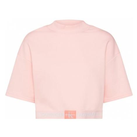 Calvin Klein Underwear Koszulka do spania brzoskwiniowy