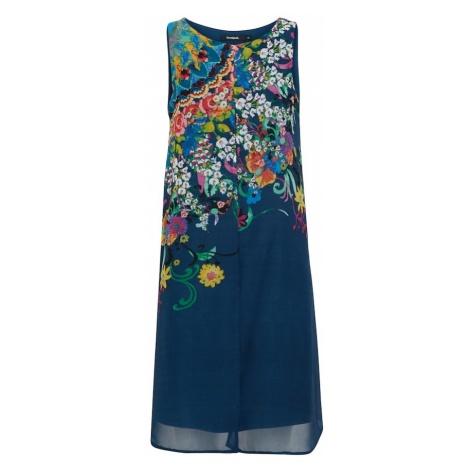 Desigual Sukienka ciemny niebieski