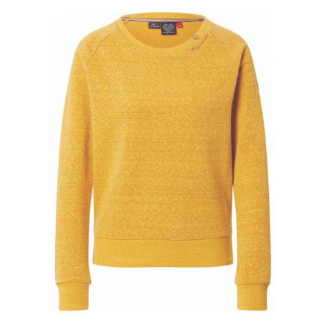 Ragwear Bluzka sportowa 'JOHANKA' żółty