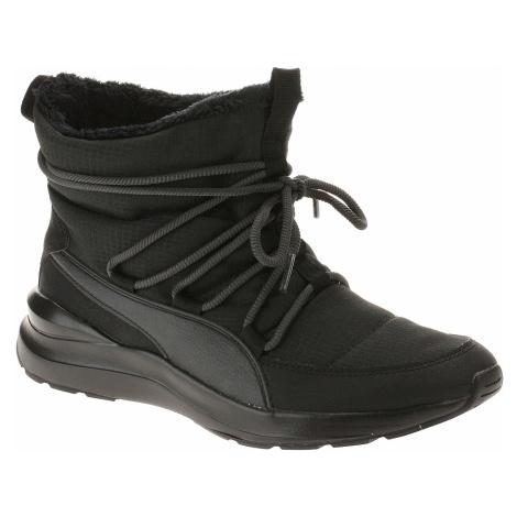 buty Puma Adela Winter Boot - Puma Black/Bridal Rose