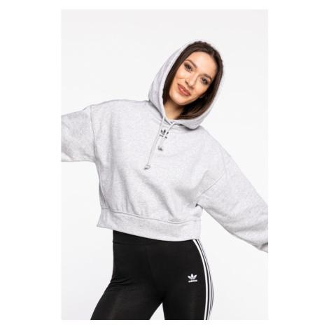 Bluza adidas Z Kapturem Hoodie Gn4776 Light Grey