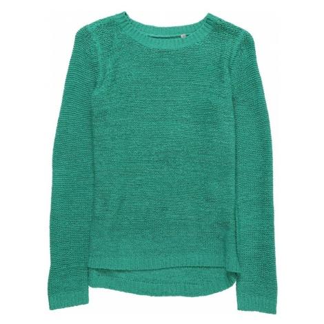 KIDS ONLY Sweter 'GEENA' zielony