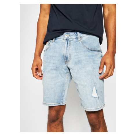 Szorty jeansowe Armani Exchange