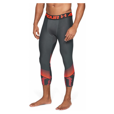 Under Armour HeatGear® Legginsy Szary