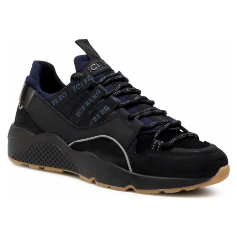 Sneakersy ICEBERG - MIU1365A Winter Blu