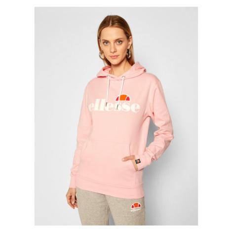 Ellesse Bluza Picton Oh SGC07461 Różowy Regular Fit